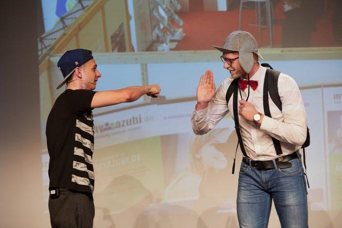Hamburgs beste Ausbildungsbetriebe am 13.06.2017 in den Räumen des Scharlatan Unternehmenstheaters, Gotenstraße 6, 20097 Hamburg Foto: Georg Wendt